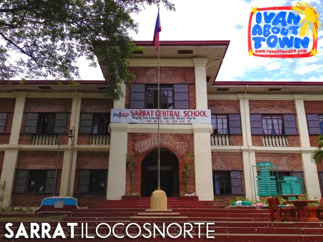 Sarrat Central School, Sarrat, Ilocos Norte