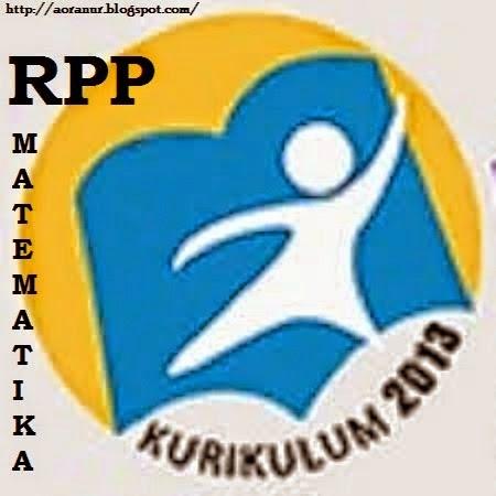 RPP Matematika Kelas. 7 Materi Pokok: Pola Bilangan Kurikulum 2013