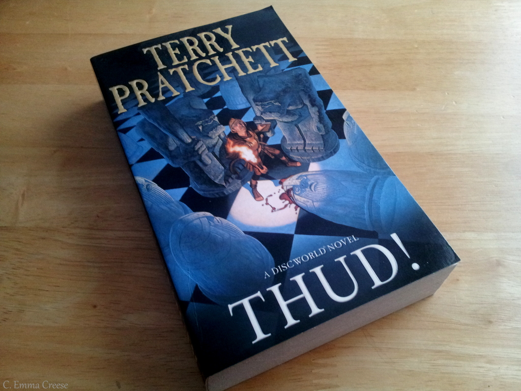 Thud! by Terry Pratchett [affiliate]