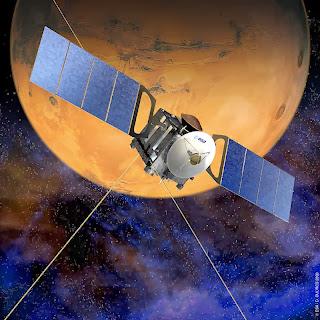 The Mars Express Orbiter