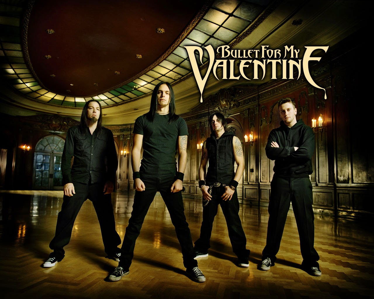 Bullet For My Valentine   Tears Donu0027t Fall