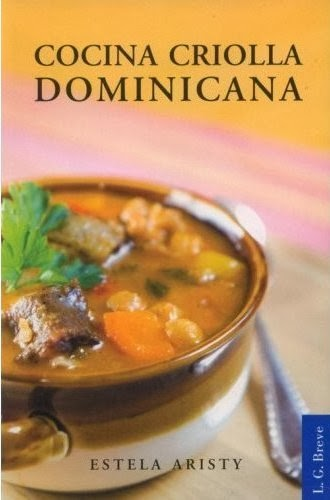 Bolet n nuevas adquisiciones biblioteca unphu cocina for Cocina dominicana