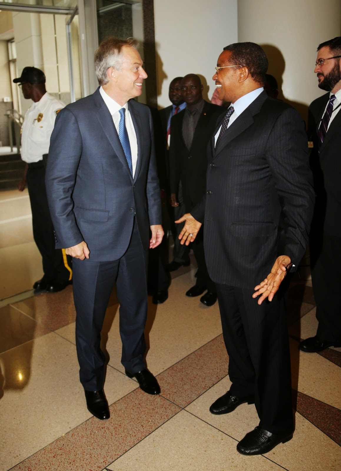 Speech by Pres. Kikwete addressing USAID forum in Washington, DC