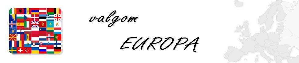 valgom europą