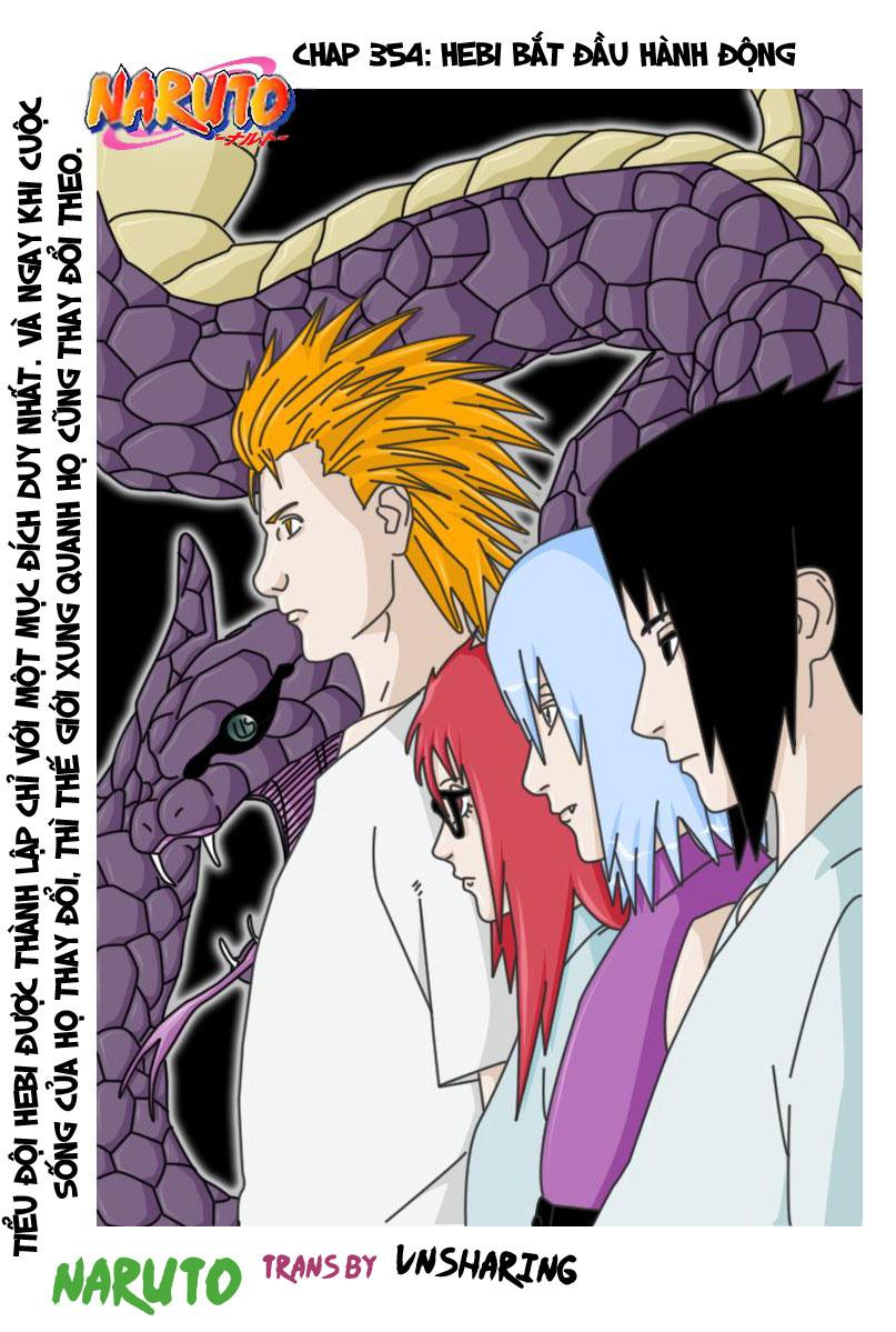 Naruto chap 354 Trang 2 - Mangak.info