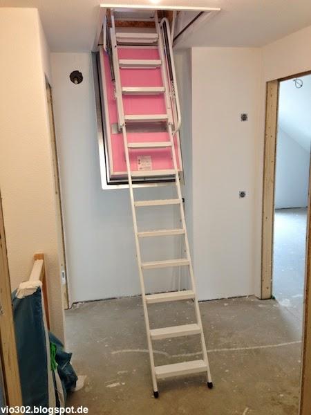 Fingerhaus vio treppe  VIO 302 von FingerHaus in Wuppertal - Unser Bautagebuch ...