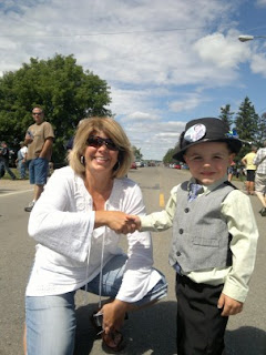 4-year-old is re-elected as mayor of tiny tourist town in northern Minnesota