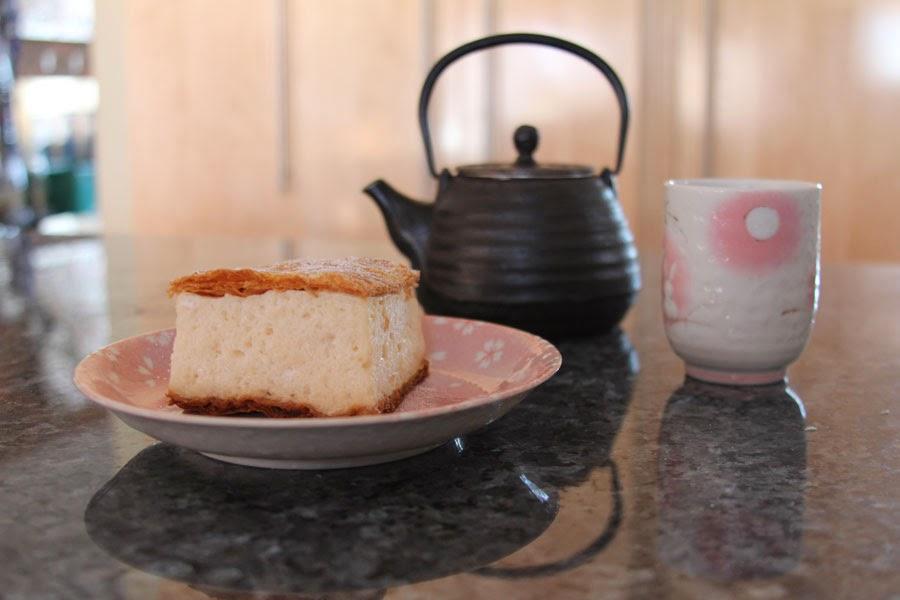 Kremes, baking, recipe, Hungarian dessert