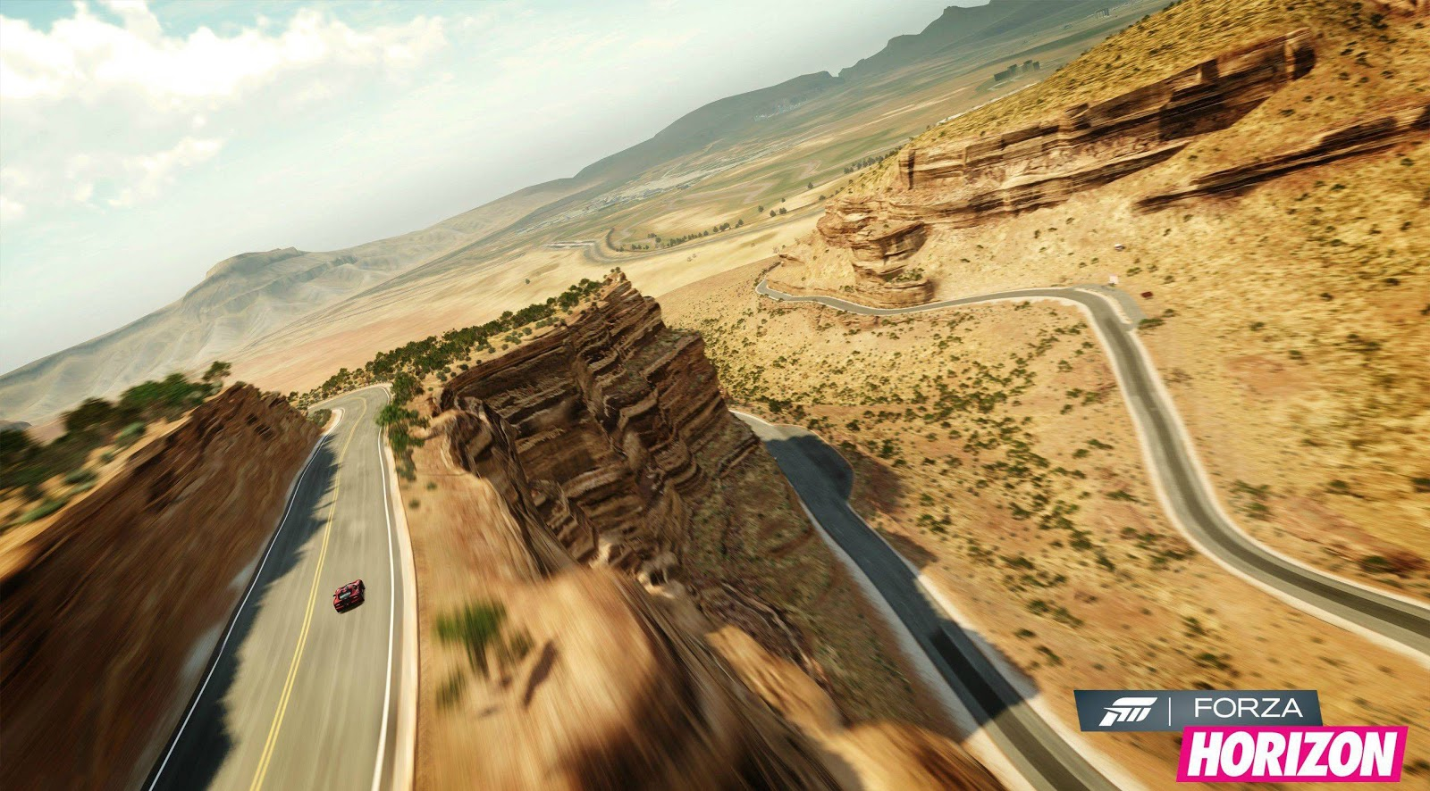 Forza Horizon HD & Widescreen Wallpaper 0.875077416590538