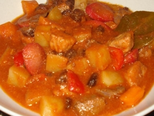 menudo recipe could be considered as a national food filipino recipe during aany occasion  as it popularity has emerged all throughout Philippines