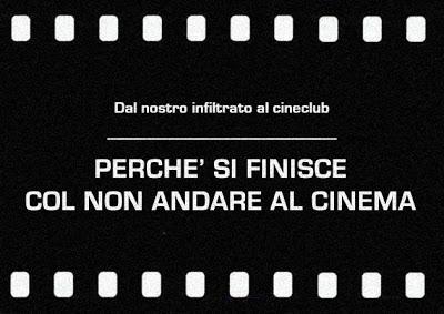 Cinema italiano, televisione spazzatura, nessuna speranza