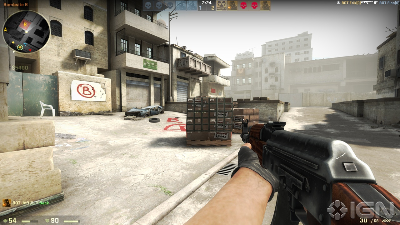 Counter Strike Global Offensive ONLINE (PC) 2013 SO TORRENTPS2
