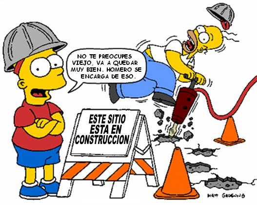 Simpsons Under Construction