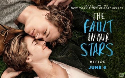 Filme A culpa é das Estrelas