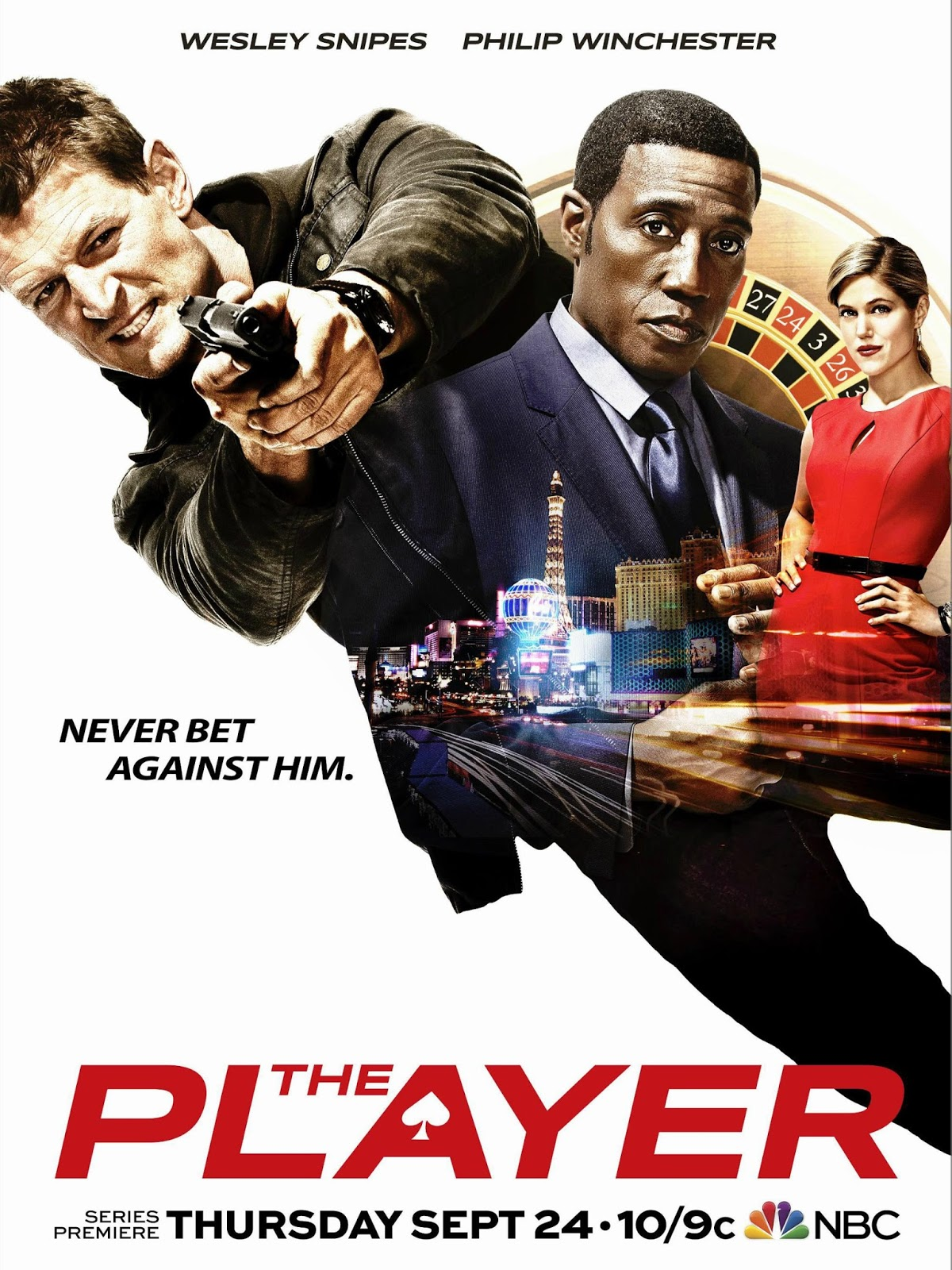 The Player TV Series (2015)