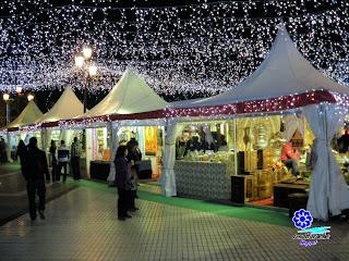 Sevilla - Navidad 2012 - Festival Puerta de Jerez 04