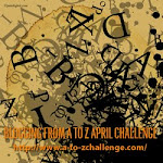 I accept the APRIL 2012 Writing Challenge!