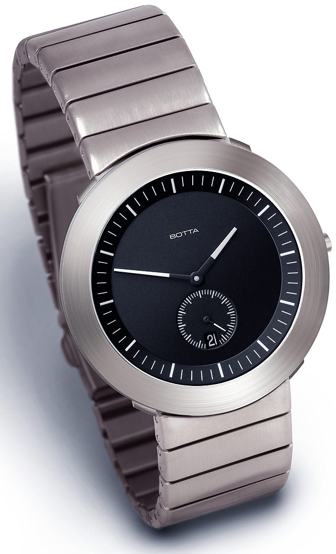 Watchismo times ultra thin botta design 39 helios 39 of for Watchismo
