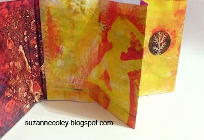Suzanne Coley artist's book