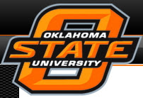 Oklahoma State University : 2013-2014 SCHOLARSHIP APPLICATIONS