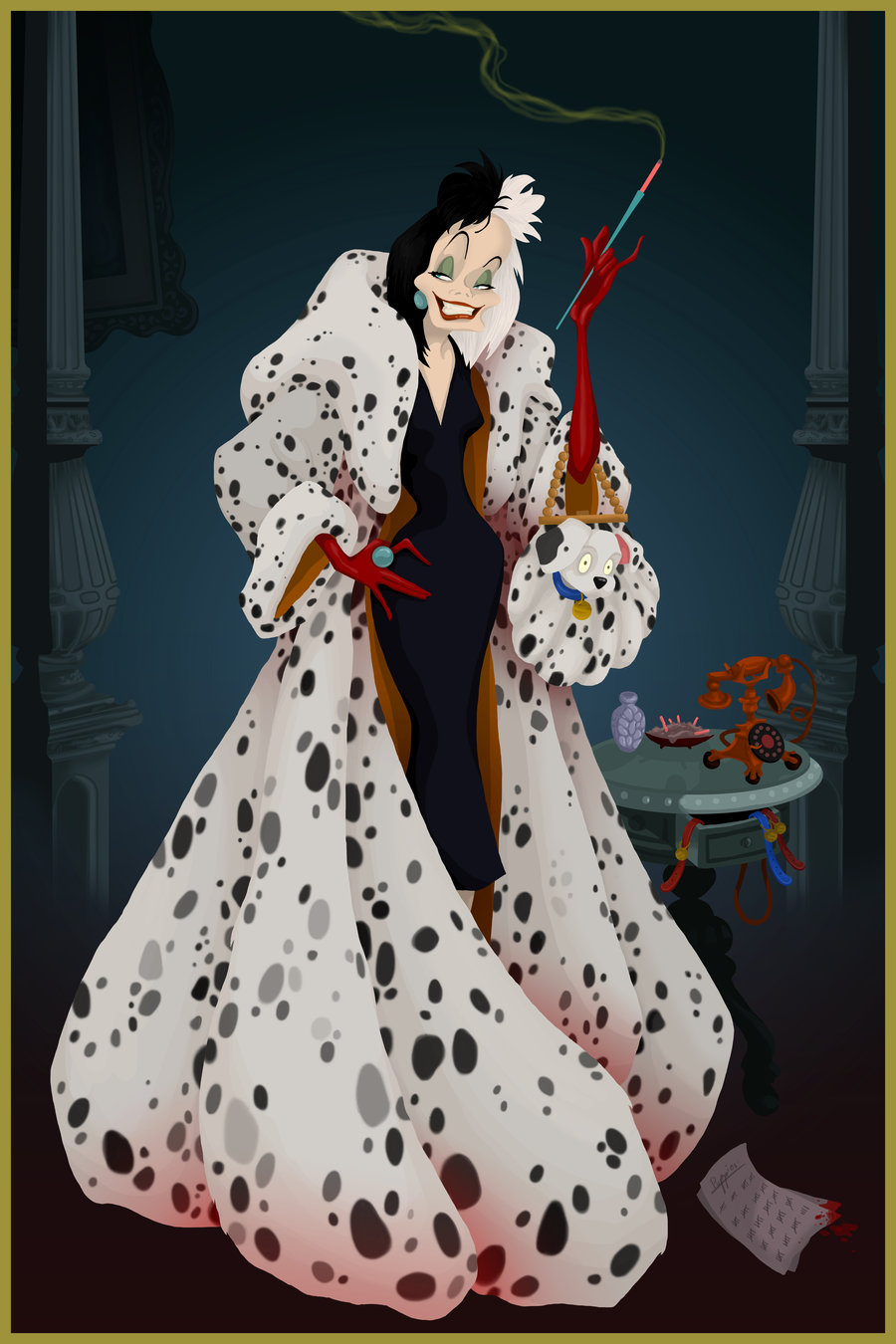 Kpop WTF: G-Dragon Gives Cruella Deville Realness At The Gaon Chart ...