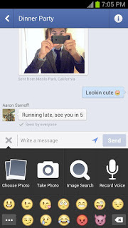 Facebook Messenger v2.2.5