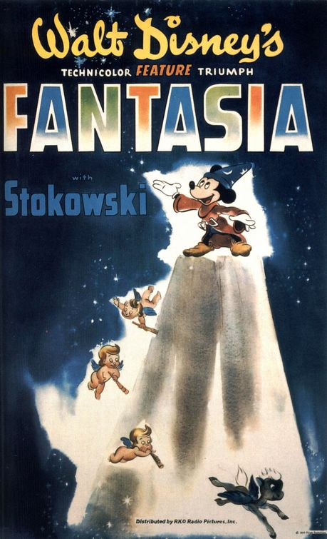 Fantasia (1940) movie