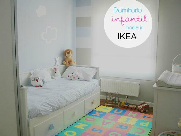 Dormitorio infantil ser padres es for Cama divan nina