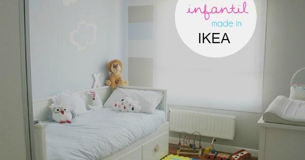 Habitaci n infantil made in ikea mummy and cute - Cama infantil ikea ...