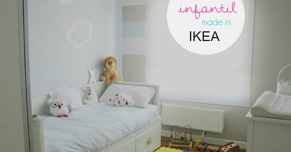 Habitaci n infantil made in ikea mummy and cute - Ikea habitacion infantil ...