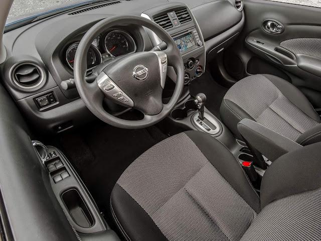 Nissan Versa 2016 Automático