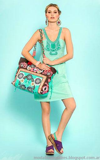 Vestidos 2014. Moda 2014 Sophya.