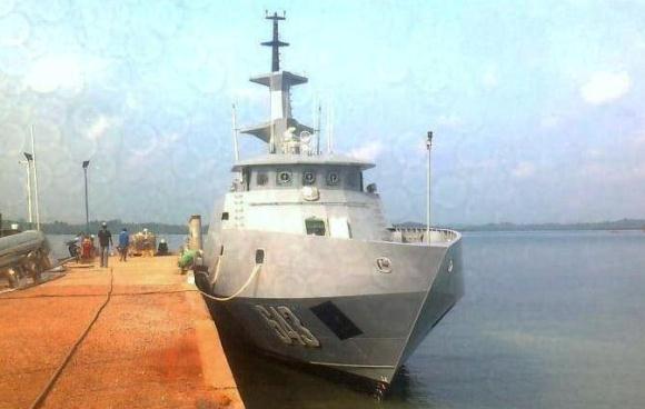 KRI Beladau-643