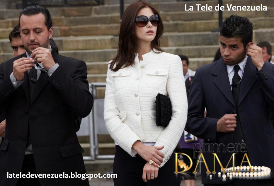 ... de abril a las 9 de la noche la produccion colombiana de caracol tv
