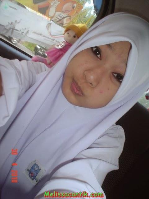 Kumpulan Foto Geng Cewek Jilbab SMA yang Suka Mesum