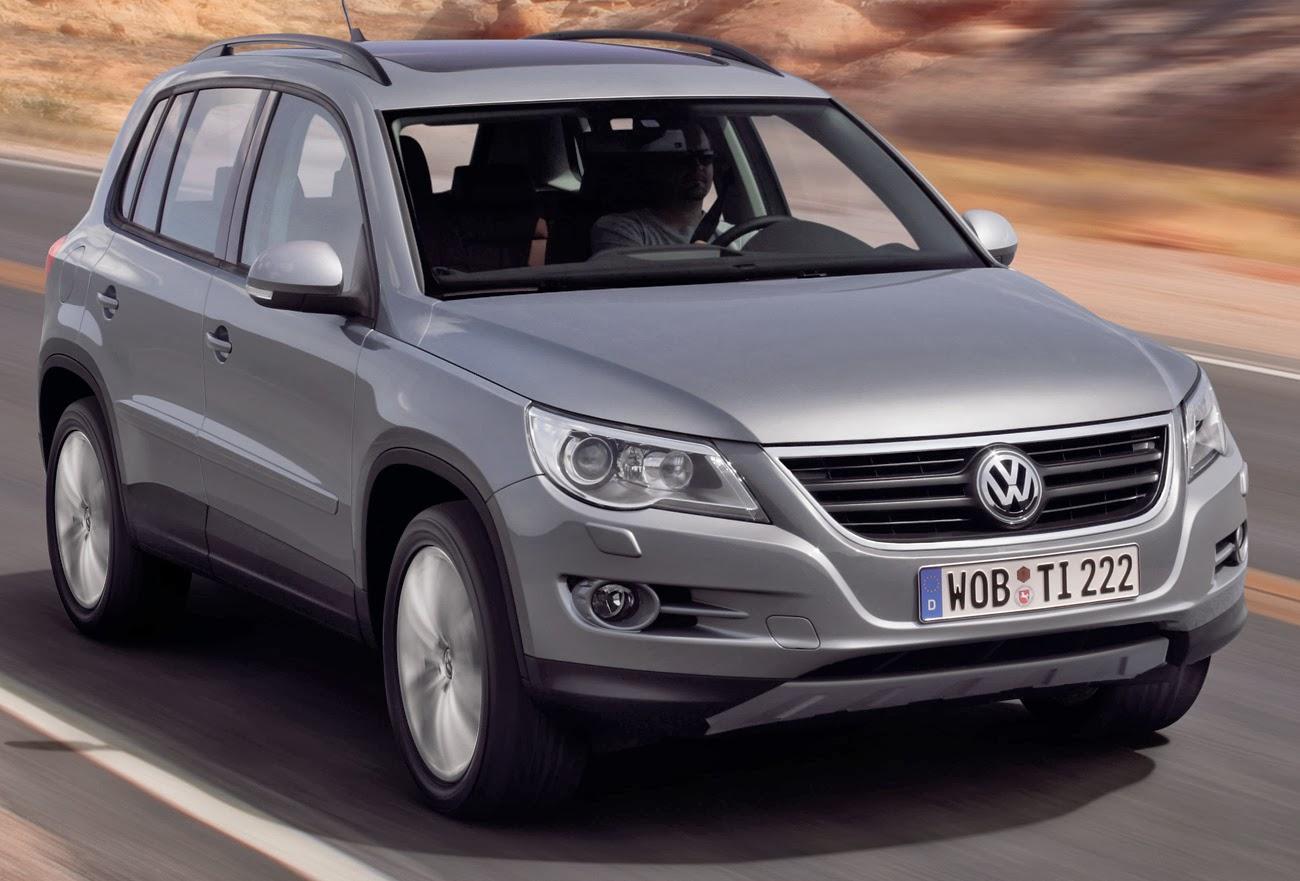 Volkswagen Tiguan gran clase