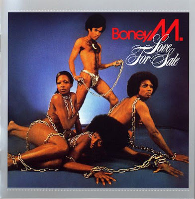 BONEY M. – (1977) LOVE FOR SALE