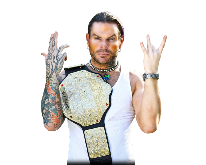Publicado por Julian Husson y Luis Saini en 6 18 No hay comentariosWorld Heavyweight Championship Jeff Hardy