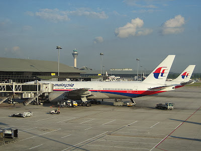 a guide to parking at klia 1