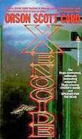 bookcover of XENOCIDE  by Orson Scott Card