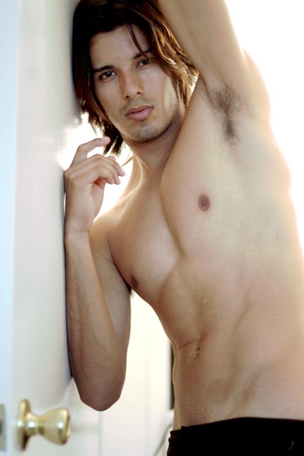 Aaron Avila - Teen Male model