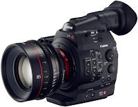 Canon EOS C500, Camera Able to Record Video Resolution 4K With 60 Frames per Second