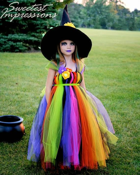 D as de inspiraci n 10 ideas de disfraces para ni a con tut - Trajes de calabaza ...
