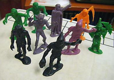 Nostalgia Quest Frito Mini Monsters