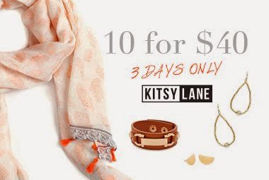 No holds barred! Grab 10 pieces for just $40. From scarves to statement pieces, we're unveiling new