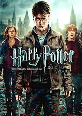 Filme Harry Potter e as Relíquias da Morte : Parte 2 BDRip XviD Dual Audio & RMVB Dublado