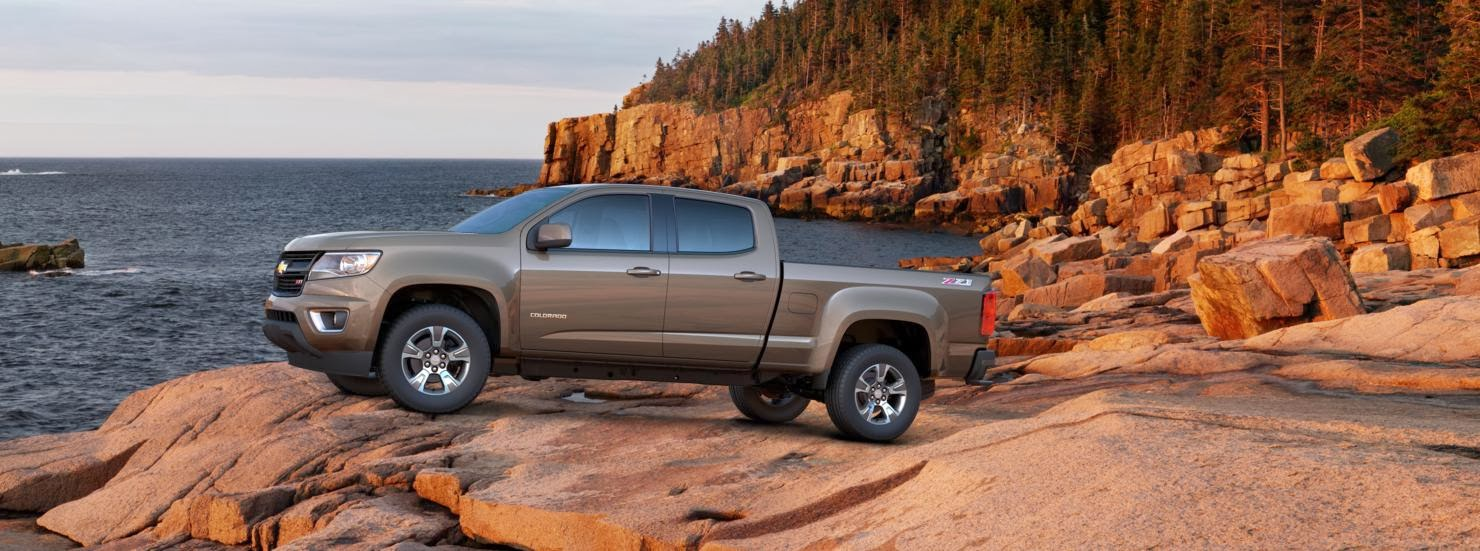 2015 Chevrolet Colorado Colors