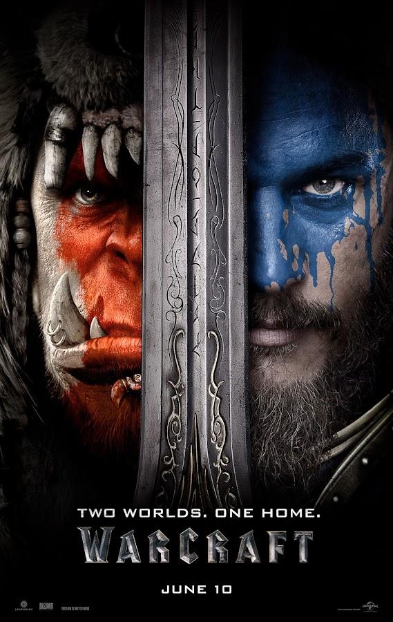 ตัวอย่างหนังใหม่ : Warcraft (วอร์คราฟต์ : กำเนิดศึกสองพิภพ) ซับไทย poster3