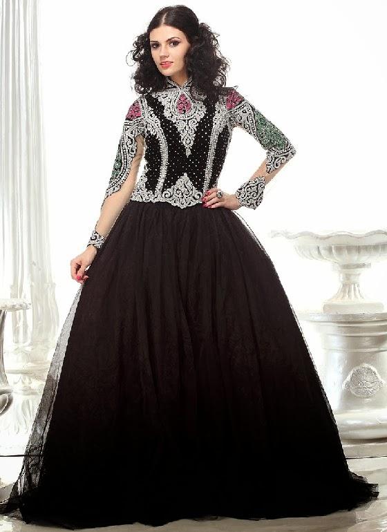 Indian Designer Gowns