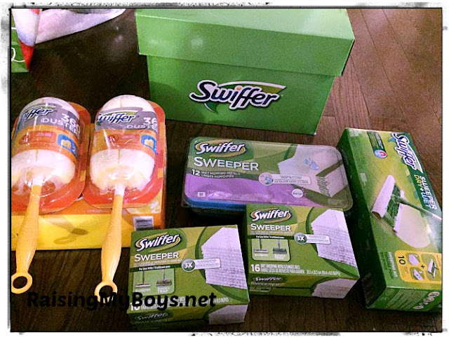 Swiffer Sweeper and Duster Products